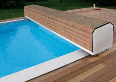 Banc piscine venus